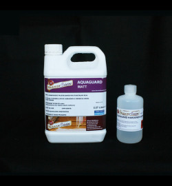 Aquaguard Satin (2.5 Litre, Includes Hardener)