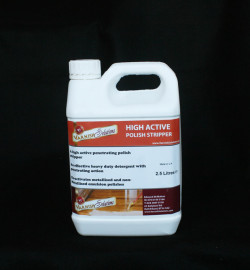 High Active Polish Stripper (2.5 Litre)