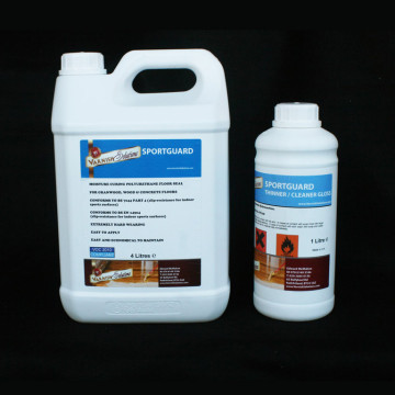 Sportguard Gloss (5 Litre, Includes Thinner)
