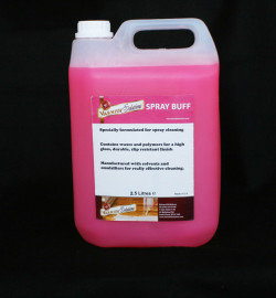 Spray Buff (2.5 Litre)