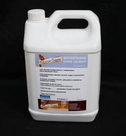 Waterthane Super 100 Matt (5 Litre)