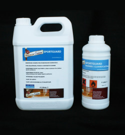 Sportguard Satin (5 Litre, Includes Thinner)